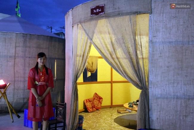 Dân nhậu rủ nhau đến quán ăn phong cách Tam quốc diễn nghĩa độc đáo ở Sài Gòn - Ảnh 9.