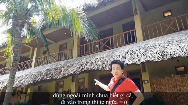 Sở Du lịch Bình Thuận vào cuộc xác minh resort Aroma bị tố lừa đảo, đe dọa hành hung khách du lịch - Ảnh 3.