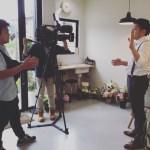美作市のケーブルテレビ「みまちゃんネル」さんに取材していただきました!