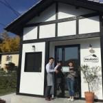 島根県から泊まりこみでヘッドスパ合宿に来ていただきました