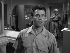 "Joe Tata in The Outer Limits episode ""The Zanti Misfits."""