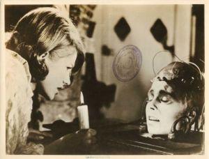 Anna Palk in The Frozen Dead