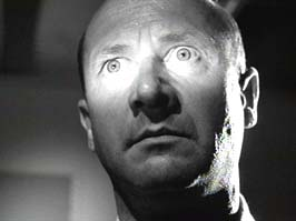 """Donald Pleasence in The Outer Limits episode, """"The Man With the Power."""""""