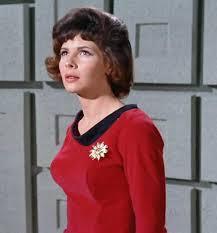 Julie Parrish in Star Trek