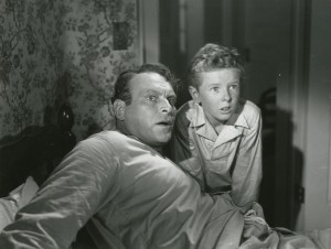 Leif Erickson in Invaders from Mars.
