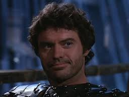 Robert Urich in The Ice Pirates.