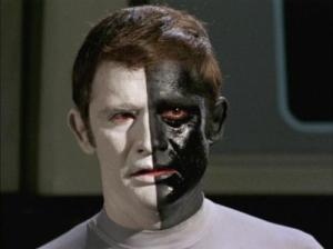 Lou Antonio in the Star  Trek episode, Let That Be Your Last Battlefield.