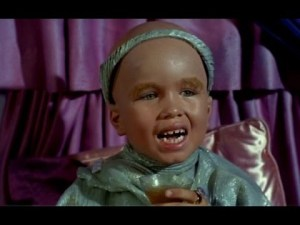Clint Howard in Star Trek