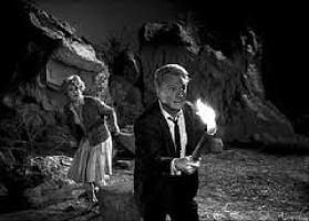 Eddie Albert in The Outer Limits episode, Cry of Silence.