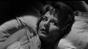 Janet Blair in The Outer Limits epiaode, Tourist Attraction.