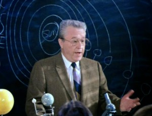 George Gobel in The Day It Came To Earth