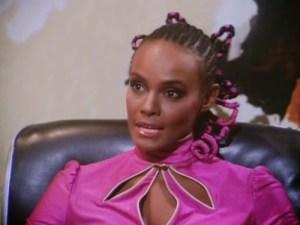 Tamara Dobson in Buck Rogers in the 25th Century