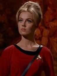 Sandra Smith in Star Trek
