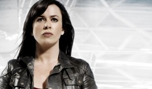 Eve Myles in Torchwood