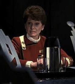 Judy Levitt in Star Trek VI The Undiscovered Country