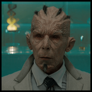 Christopher Fairbank in Guardians of the Galaxy
