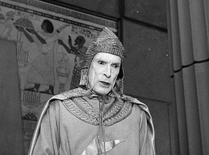 Alan Napier as Elinu in The Mole People