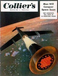 Collier's magazine 1952