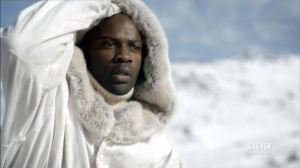 David Gyasi in Doctor Who