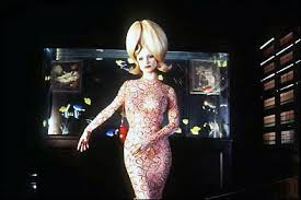 Rebecca Broussard in Mars Attacks!