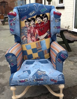 Chairs Beatles 1