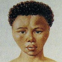 "Sarah Baartman: The ""first known Black female victim of trafficking"
