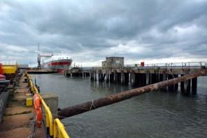 Peel Ports Sheerness