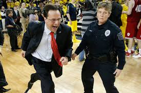 My guess is that Tom Crean is tired of seeing pictures of his less proud moments - like this one.