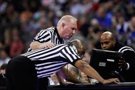 Expanded opportunities for fans to watch refs watch TV are on the way for 2013-2014.