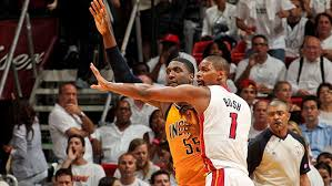 Coming into this series, given a choice between Chris Bosh and Roy Hibbert, most would have taken Bosh. Hibbert has cleared that debate up nicely.