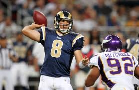 Sam Bradford's development is key for the Rams to take another leap forward.