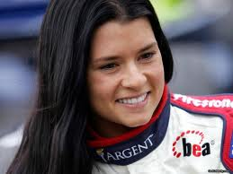 Danica Patrick hopes to smile on Saturday and Sunday at the Indianapolis Motor Speedway, and I hope she has reason to.