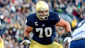 Zack Martin passed up millions - or at least delayed it - to play on the same Notre Dame O-line with his brother Nick.
