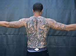 The Colts need to hope all that ink weighs down the very athletic Colin Kaepernick.