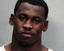 This is the mugshot of Aldon Smith following his first arrest for DUI less than two years ago.