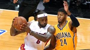 LeBron James won a lot of battles to lead all scorers with 38 points, but the Pacers won the war.