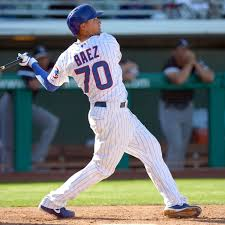 The future of top prospect Javy Baez is now being trusted to disgraced former all-star Manny Ramirez.  Why? Because we all deserve a second chance.  Huh?