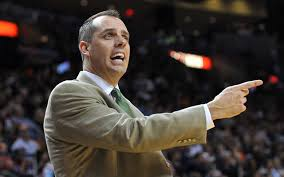 Frank Vogel spent three years succeeding beyond anyone's expectation, but may be fired for a bad three months if the Pacers lose tonight.