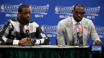 Dwyane Wade and LeBron James understand what they did wrong yesterday, and are not like to repeat those mistakes.
