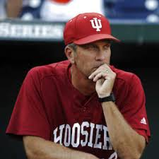 Indiana baseball manager Tracy Smith has pulled the plug on his spectacular reign.