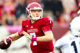 Quarterback Nate Sudfeld is in a unique position to be a change agent for Indiana football.