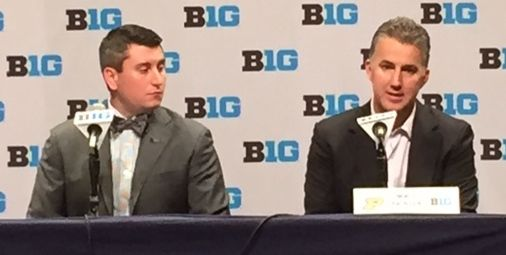 Purdue's Matt Painter assesses his team's hopes in the Big Ten for the 2014-2015 season.