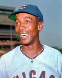 Ernie Banks was a genius of hope and glee.  His relentless optimism will be missed.