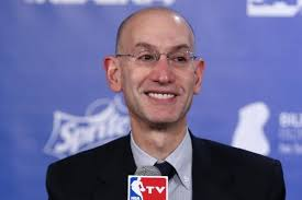 NBA commissioner Adam Silver is one year into what might be the most effective leadership in professional sports.