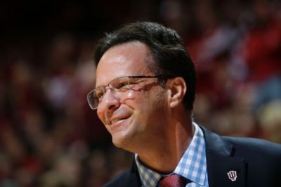 With last night's loss at Assembly Hall, Tom Crean's Hoosiers have now lost five of eight and his postgame comments were a lament of shots that didn't fall.