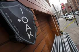 1 Oak was the site of the Chris Copeland stabbing, and the lessons that were learned by Cope, his fiancee, and two rivals.