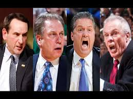 Four of the best coaches in college basketball being at the Final Four tells you one thing about college basketball - to succeed, and program needs a hell of a good coach.