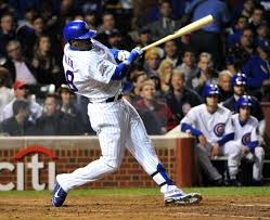 Jorge Soler whacked two bombs last night in another Cubs win.