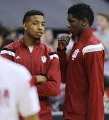 Devin Davis and Hanner Mosquera-Perea are gone from the Indiana Basketball team.  Maybe the inmates are no longer running that asylum.