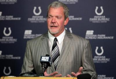Jim Irsay is as frustrated as the players and coaches, and when Irsay gets frustrated, changes are pondered.